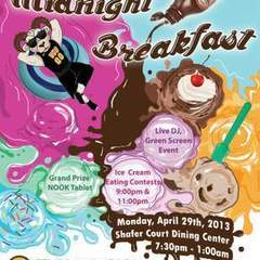 Hire Brittany Person - Portfolio - Midnight Breakfast