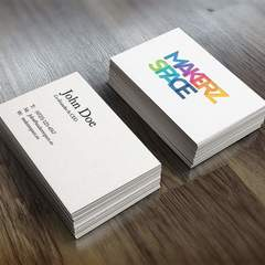 Hire Alex Flueras - Portfolio - Business card design