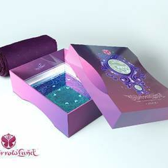 Hire Ryan Roberts - Portfolio - Tomorrowland Giftbox