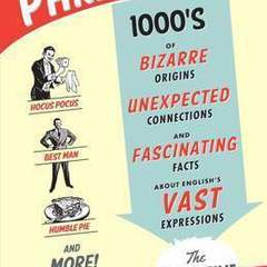 "Hire Stewart Williams - Portfolio - ""Phraseology"" Book Cover"