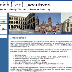 Hire Adrianna Shannon - Portfolio - Spanish for Executives