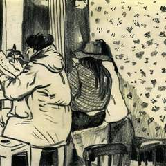 Hire boyeon choi - Portfolio - Cafe Drawing