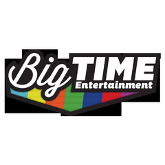 Hire Grant Darrah - Portfolio - Big Time Entertainment Logo