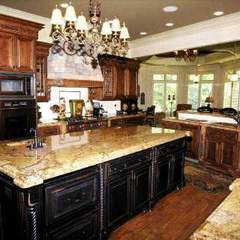 Hire Andre Newman - Portfolio - A Fancy Southern Style Kitchen