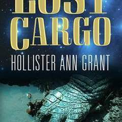 "Hire Stewart Williams - Portfolio - ""Lost Cargo"" Book Cover"