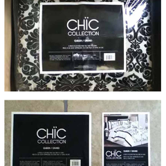 Hire Nerissa Thomas - Portfolio - Chic Collection Bedding Labels