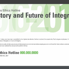 Hire Shelly Barnes - Portfolio - Future of Integrity