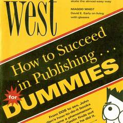 Hire Tracy Cox - Portfolio - West Magazine / Dummies