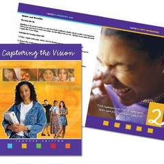 Hire Shelly Barnes - Portfolio - Capturing the Vision Text Book