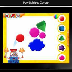 Hire Chris Magdalenski - Portfolio - iPad App Concept for Play-Doh