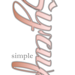 Hire Shannon Rock - Portfolio - Simple Syrup Logo