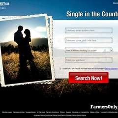 Hire Sherice Jacob - Portfolio - Farmers Only - Online Dating