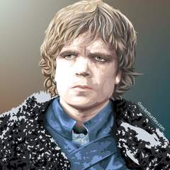 Hire Ruzzel Maestro - Portfolio - Vector Portrait : Game of Thrones