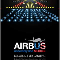 Hire Rob Kreger - Portfolio - Mobile Airport Authority Welcome Airbus Ad