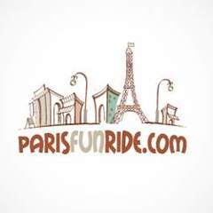 Hire Óscar Polanco - Portfolio - Paris_fun_ride_logo