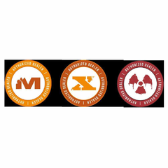 Hire Grant Darrah - Portfolio - Muddy Outdoors Logo Set