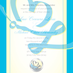 Hire Michael Hernandez - Portfolio - M & L Wedding Invitation