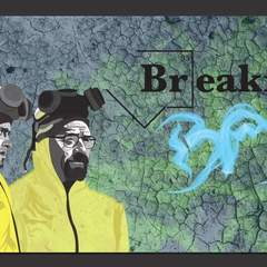 Hire Kendall Scavo - Portfolio - Breaking Bad
