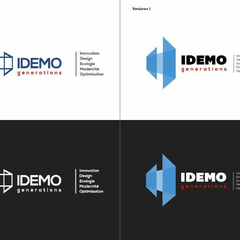 Hire Alex Flueras - Portfolio - Logo design proposal.