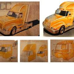 Hire L. David Allendorph - Portfolio - IDEA Truck Concepts