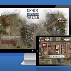 Hire Jake Fitter - Portfolio - Ophir 'The town that came in from the Cold'