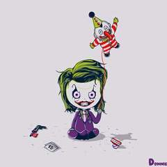 Hire Bruno Clasca - Portfolio - Little Joker