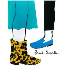 Hire Maria Ines Gul - Portfolio - PAUL SMITH