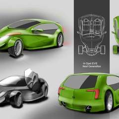 Hire Iancu Liviu - Portfolio - Car design Illustrations