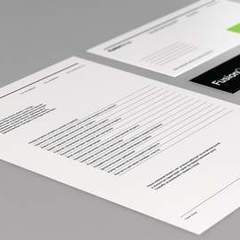Hire Yury Shimanovskiy - Portfolio - Fusion Group Corporate Identity