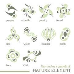 Hire Audee Mirza - Portfolio - Nature Element Vectors
