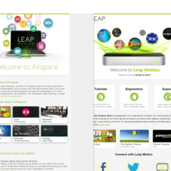 Hire Shawn Borsky - Portfolio - LeapMotion Email