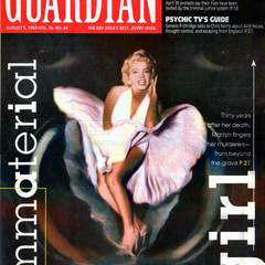 Hire Tracy Cox - Portfolio - San Francisco Bay Guardian / Immaterial Girl
