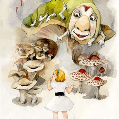 Hire boyeon choi - Portfolio - Alice in Wonderland