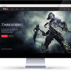 Hire Quintin Lodge - Portfolio - THQ Redesign