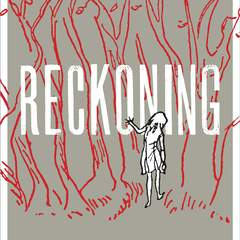 "Hire Stewart Williams - Portfolio - ""Reckoning"" Book Cover"