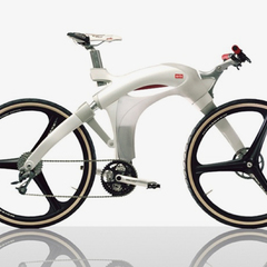 Hire Johan Persson - Portfolio - Bicycle concept