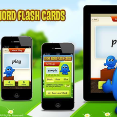 Hire Ziv Peter Zakor - Portfolio - Sight Word Flash Cards