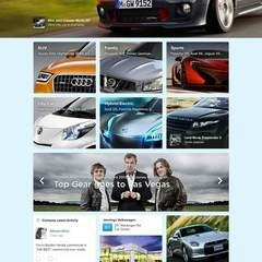 Hire Harry Ford - Portfolio - Carhoots design