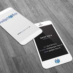 Hire Roberth Coman - Portfolio - iPhone Business Card