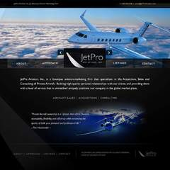 Hire Grant Darrah - Portfolio - JetPro Confidential Website