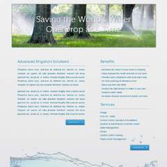 Hire Grant Darrah - Portfolio - Advanced Irrigation Solutions Website