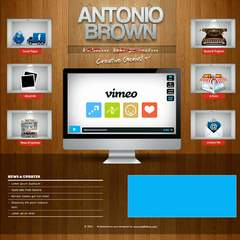 Hire Óscar Polanco - Portfolio - antonio_brown_web
