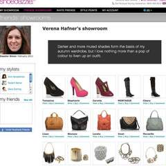 Hire Verena Hafner - Portfolio - Shoedazzle UK