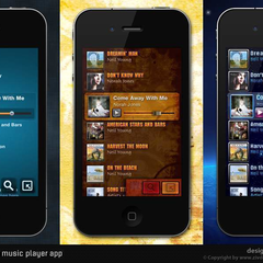Hire Ziv Peter Zakor - Portfolio - Media Player Skins