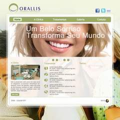 Hire Janine Barbosa - Portfolio - Orallis - Interface Design