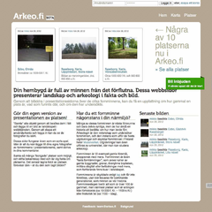 Hire Mikko Waris - Portfolio - Discover archeological sites