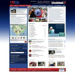 Hire Uriah Shadle - Portfolio - USGA Website Redesign