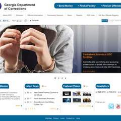 Hire Elise Teddington - Portfolio - GA Department of Corrections