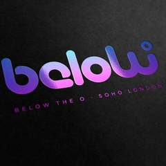 Hire Steve Kelly - Portfolio - Below: Soho, London Nightclub Branding