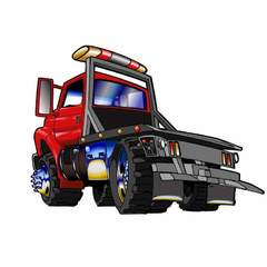 Hire Pete Martinez - Portfolio - Towing Company